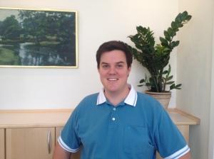 Philip Alfort, leg tandläkare